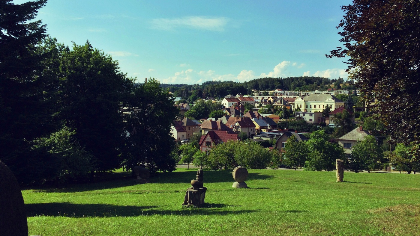 ..Město Hořice..