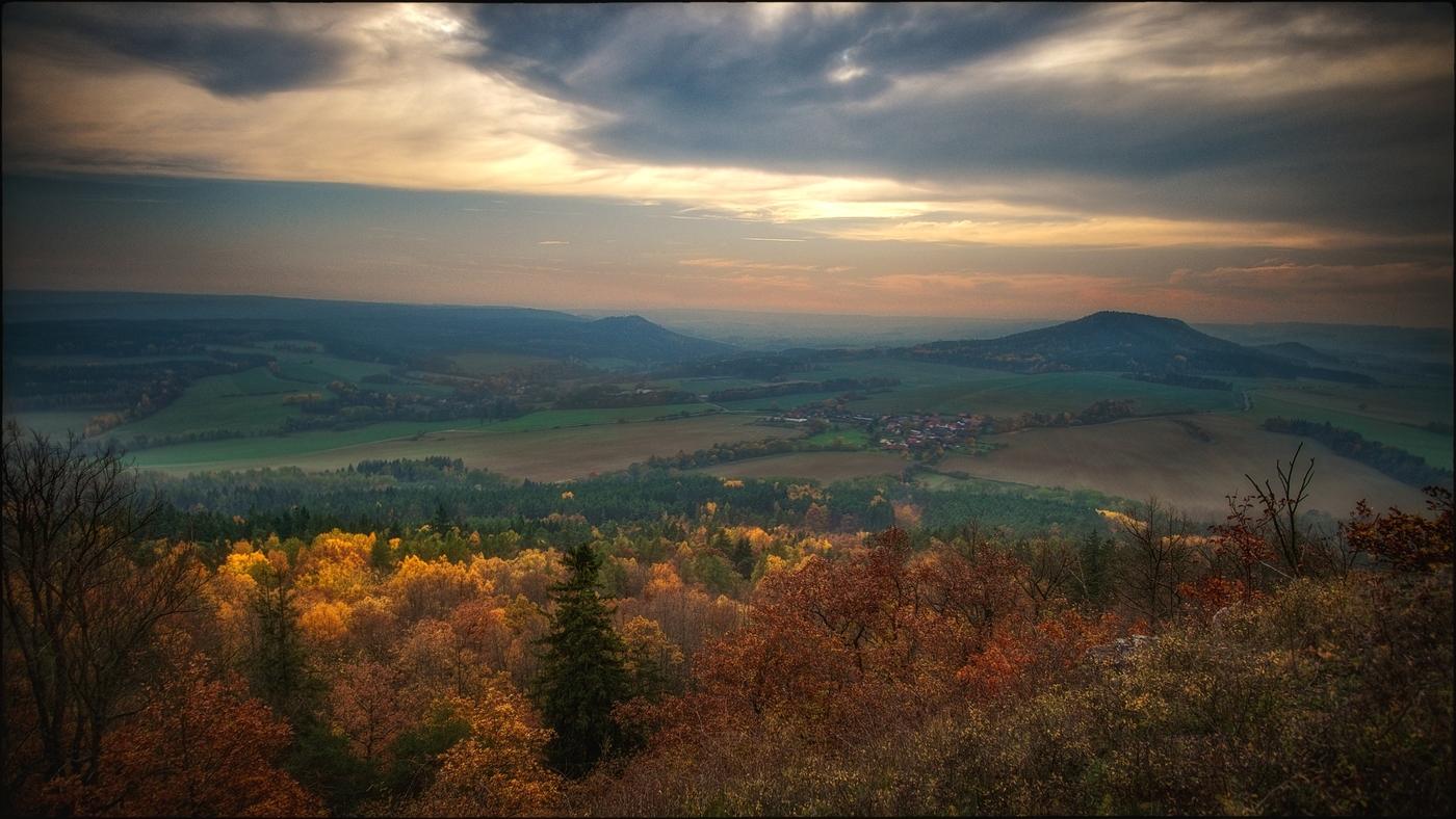 Podzimní výhledy