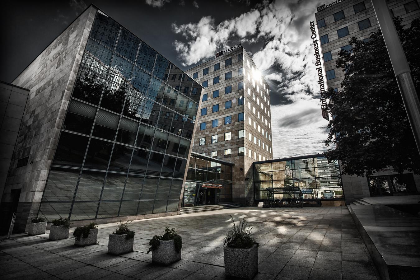 International Business Center