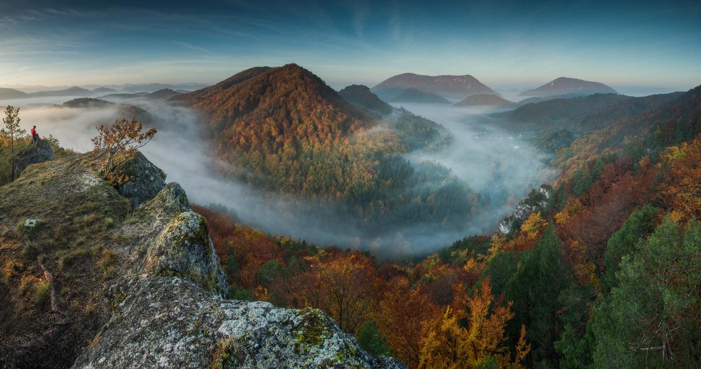* V údolí jesenných inverzií *