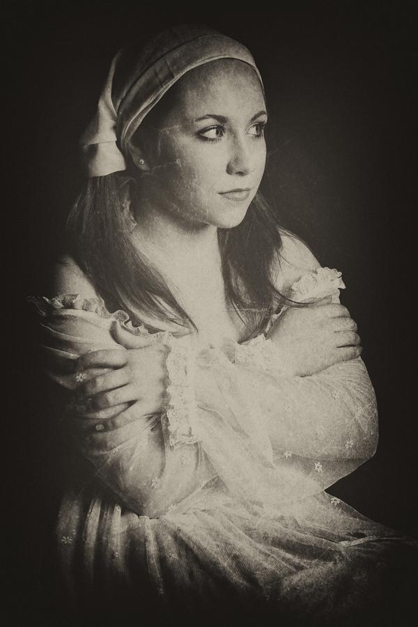 dívka s perlou