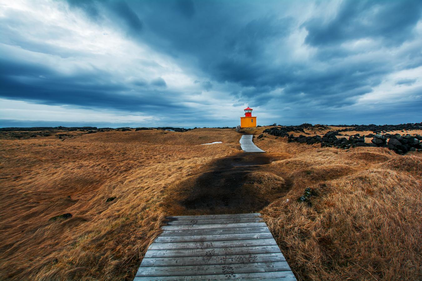Islandskej maják