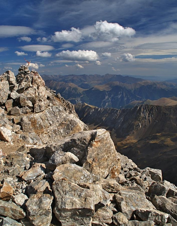 na Vallibierně 3067 m