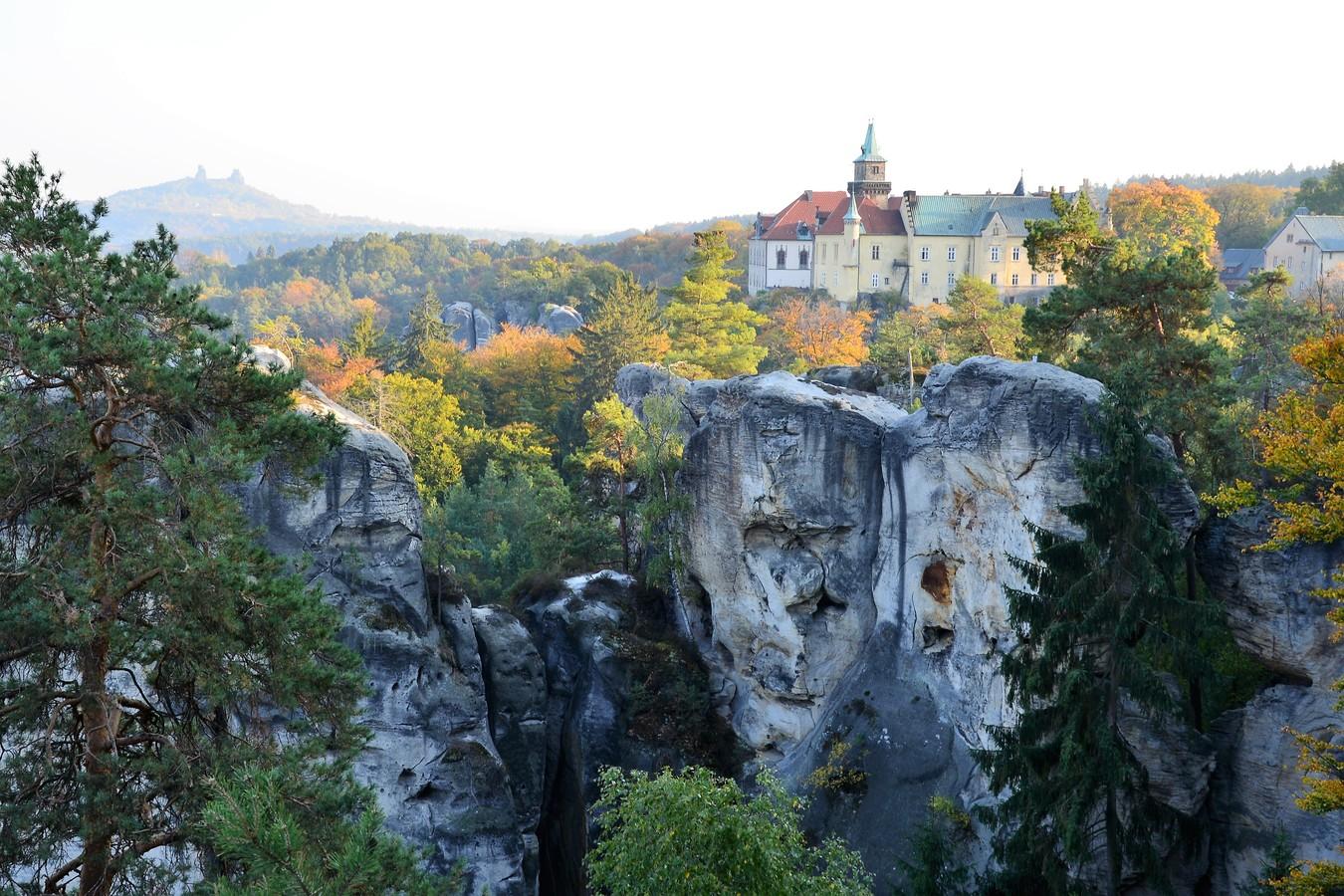 Podzim v Českém ráji
