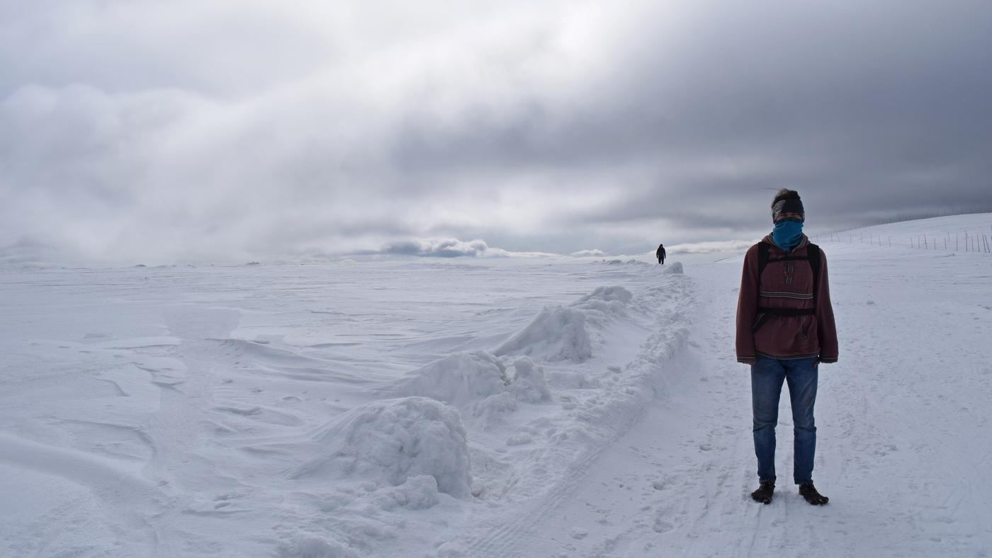 Cesta ke Sněžce