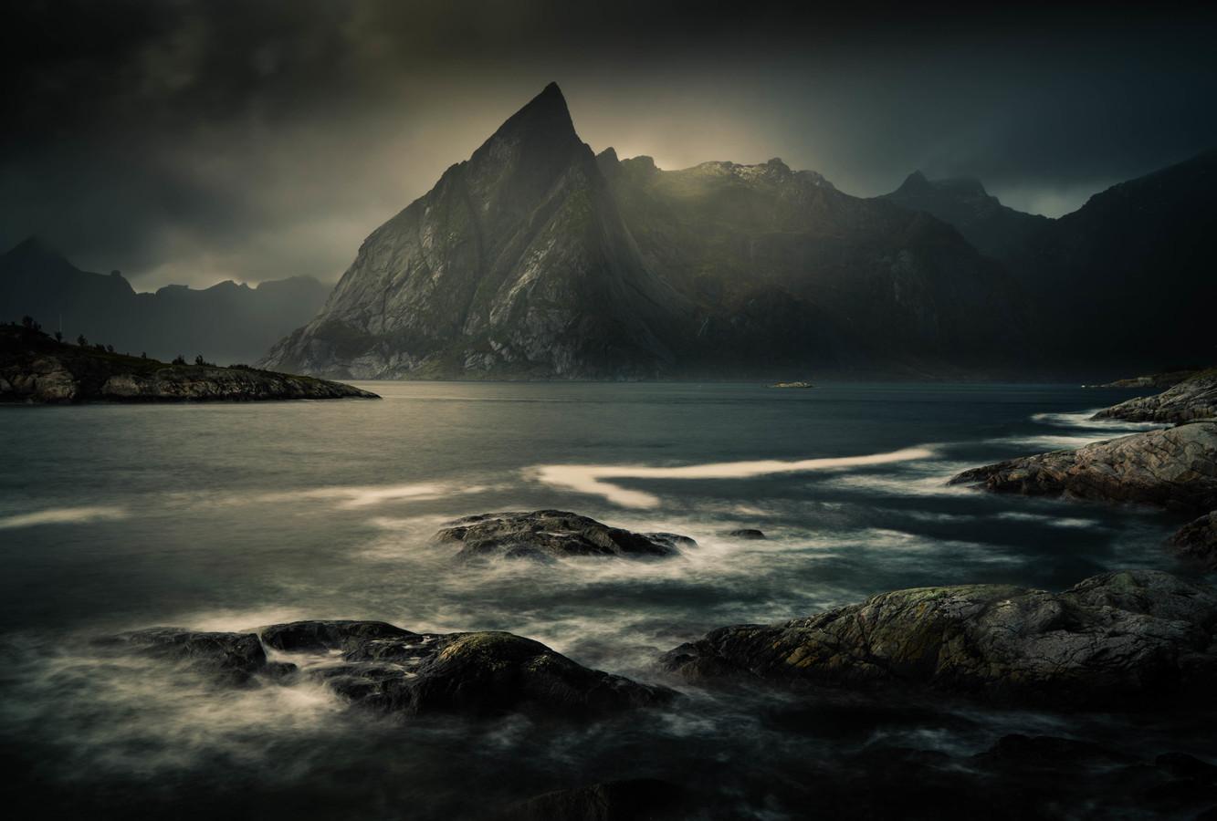 Vorfjorden   Lofoty