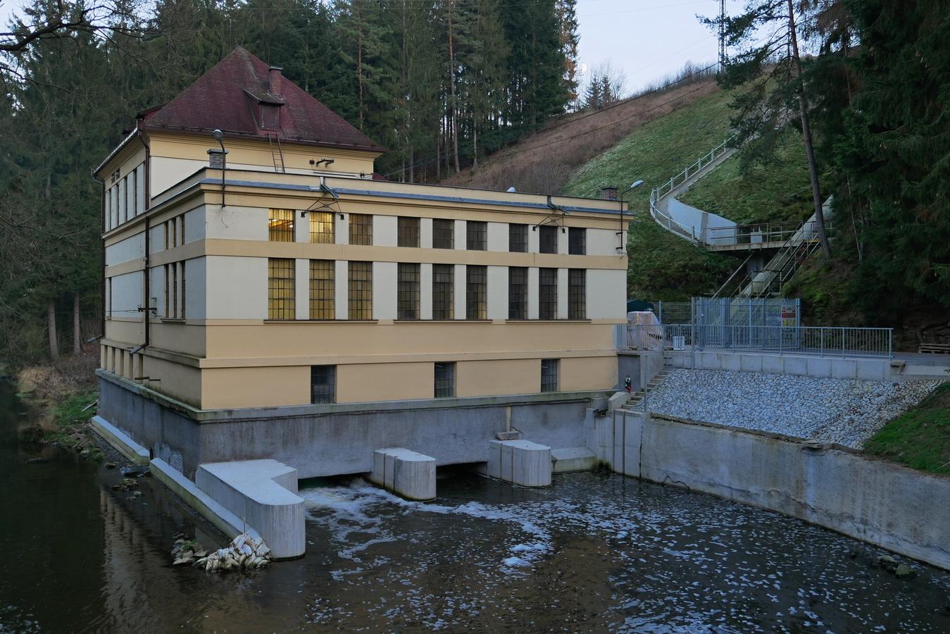 Vodní elektrárna Sedlice