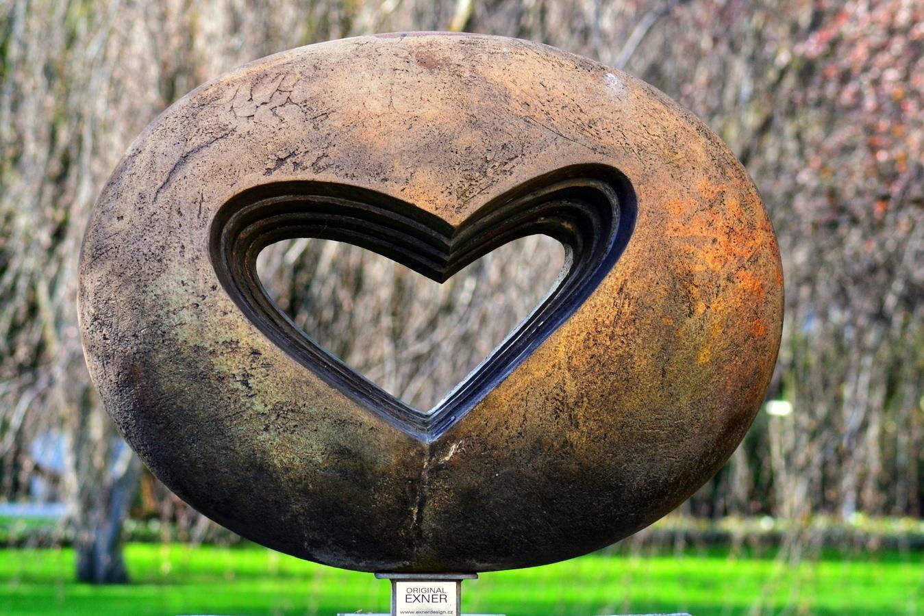 Srdce z Poděbrad
