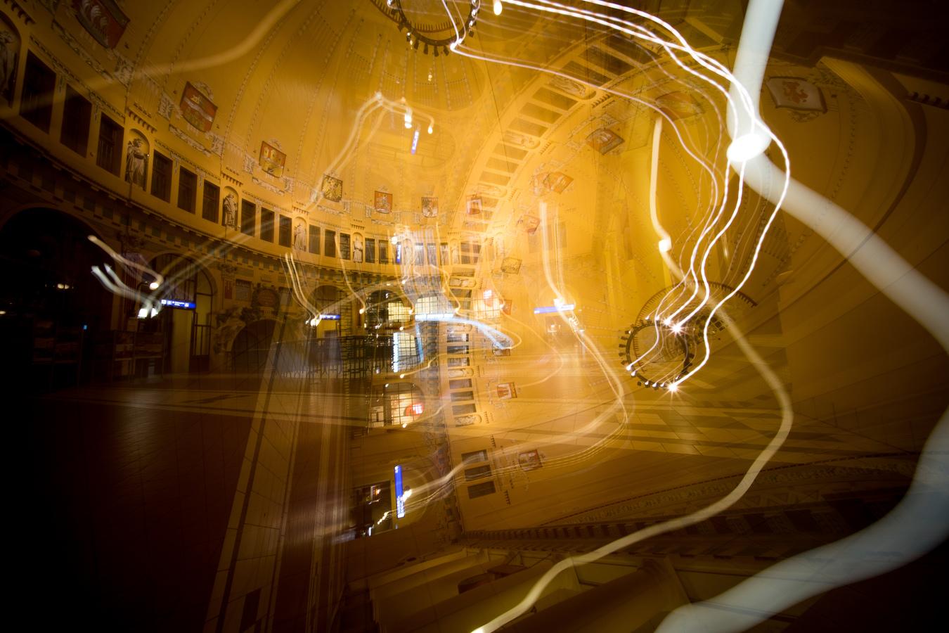 Hlavní nádraží Praha