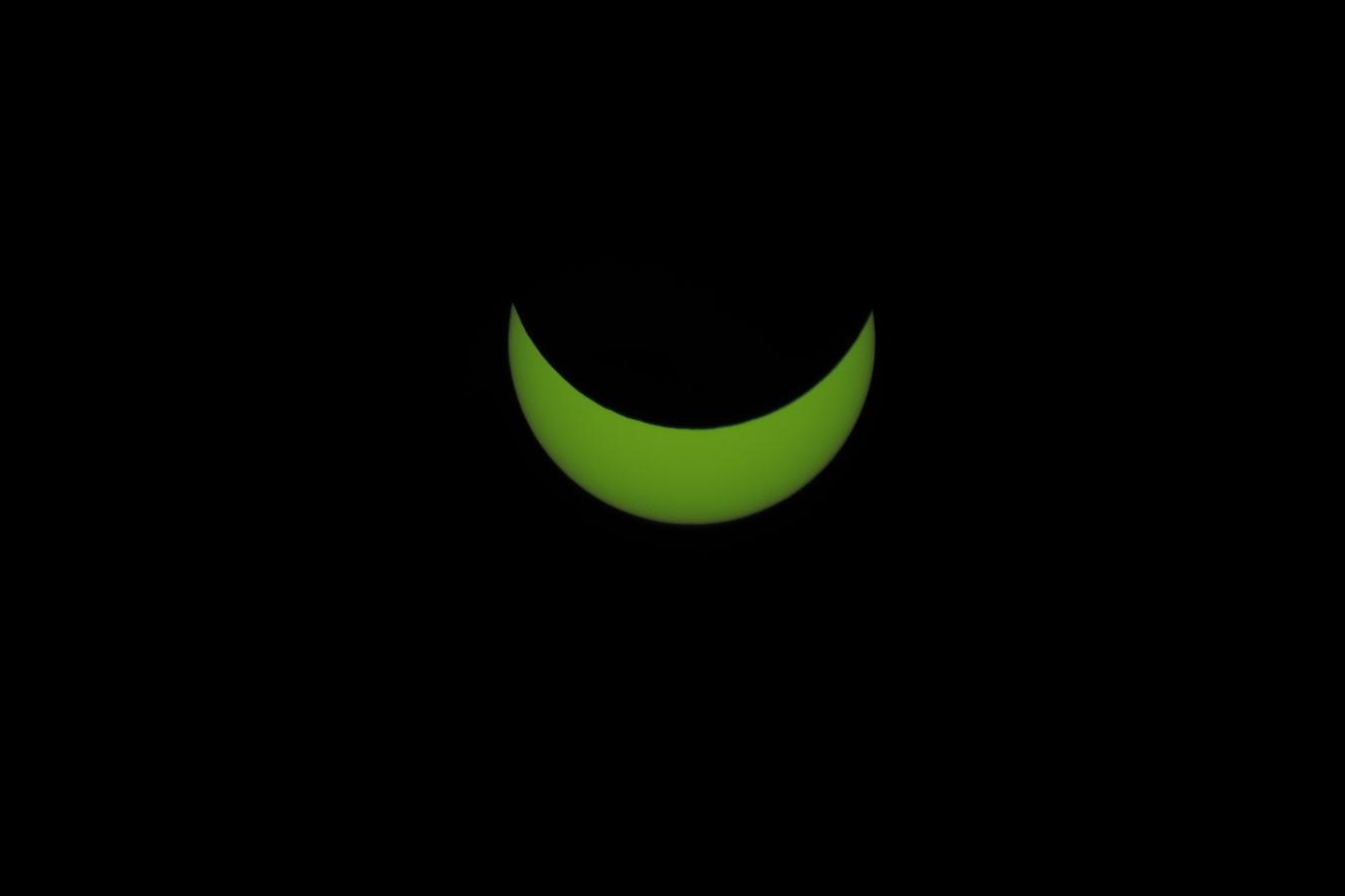 Zatmění slunce 2015