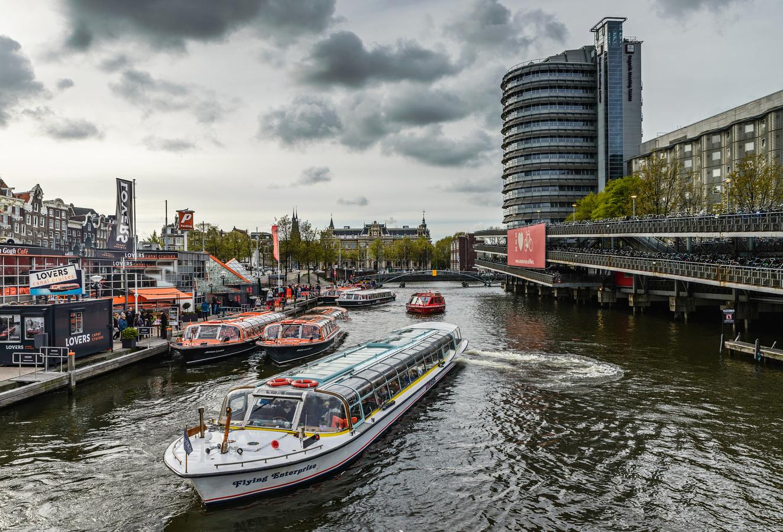 Amsterdamské grachty II.