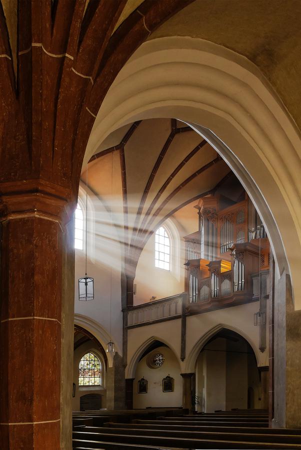 Kostel sv. Jakuba, Burghausen