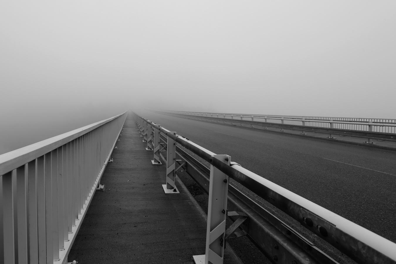 Mlha předemnou mlha zamnou