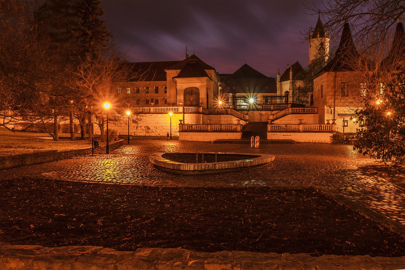 Lázeňské město Teplice