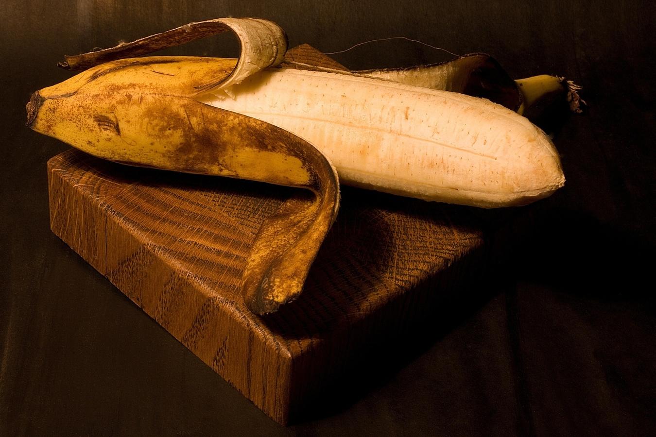 Zralý banán