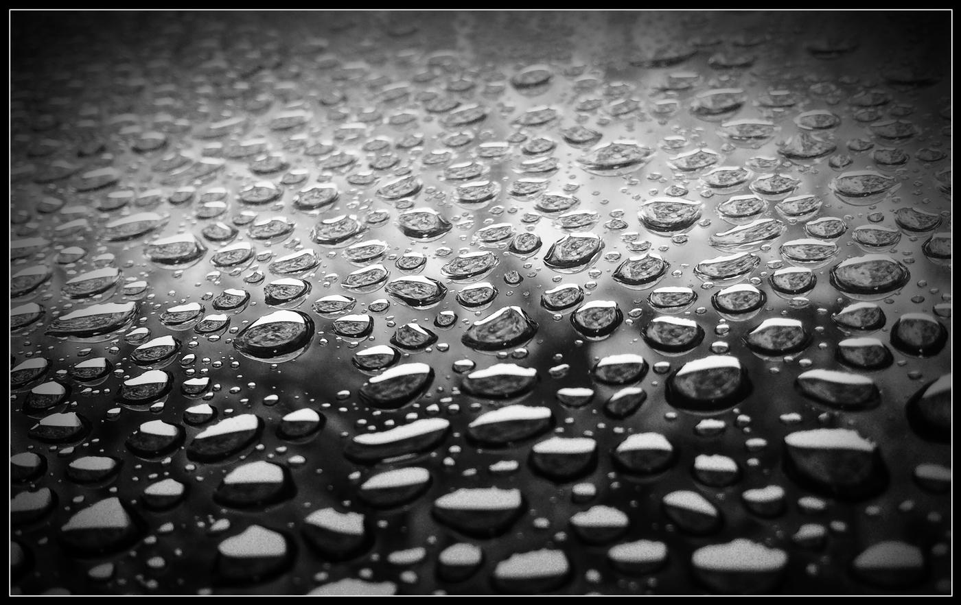 Dešťové kapky