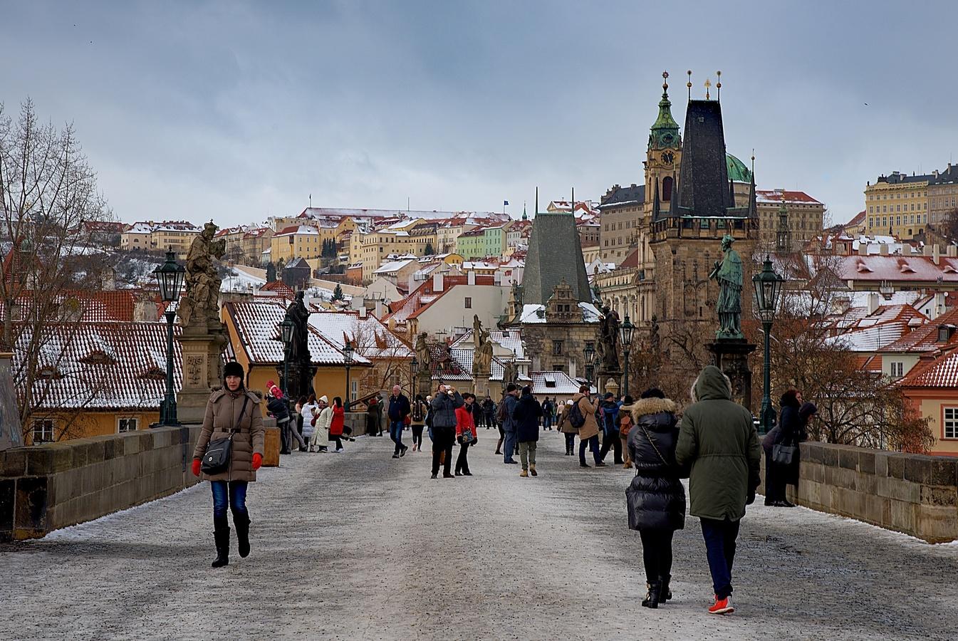 Na tom pražském mostě II.