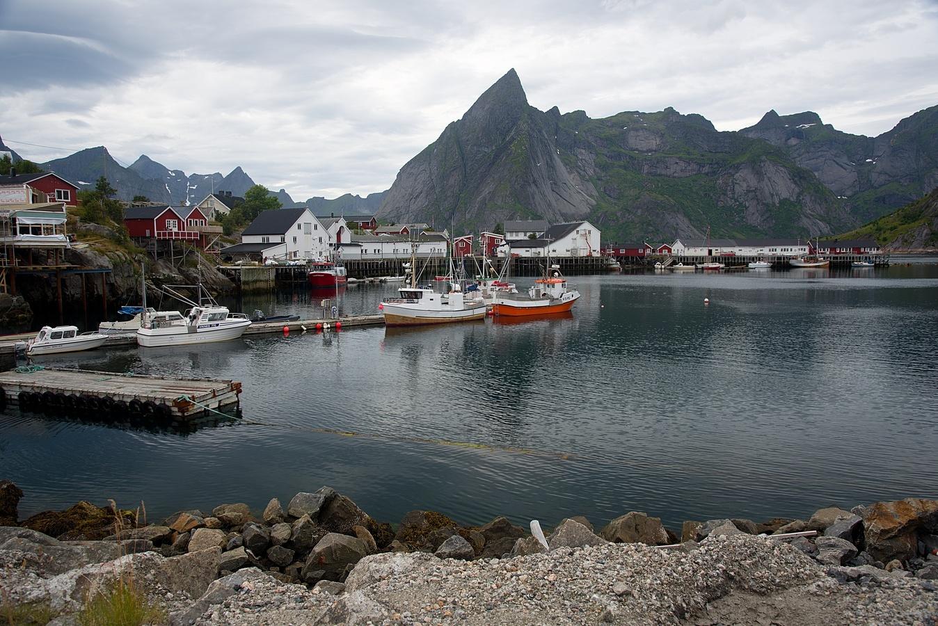 Rybářské vesničky IV.