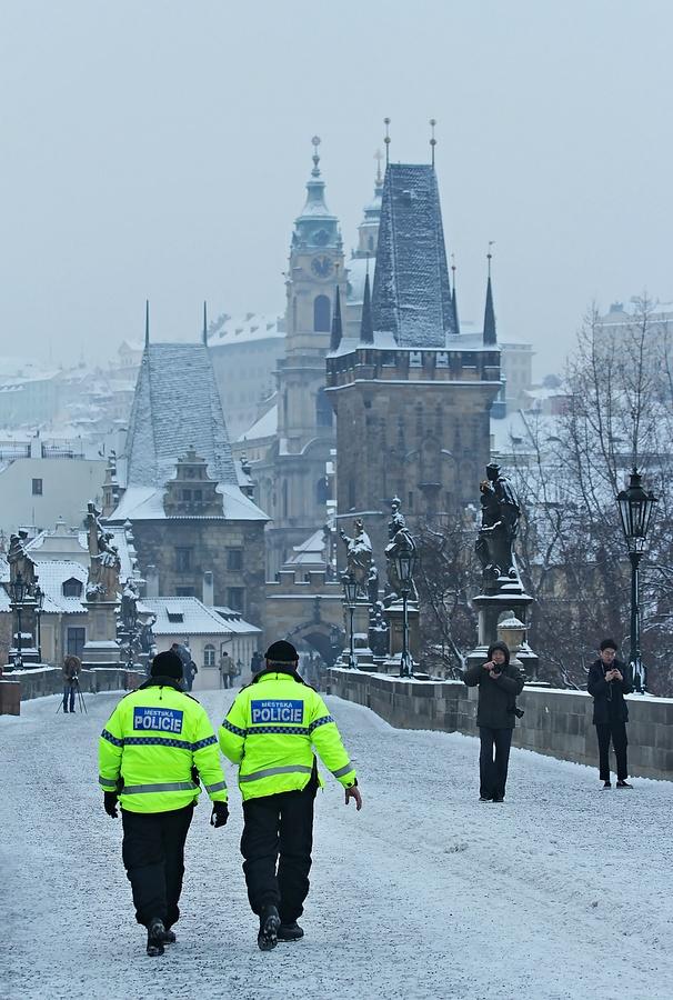 ,,Praha bezpečná,,