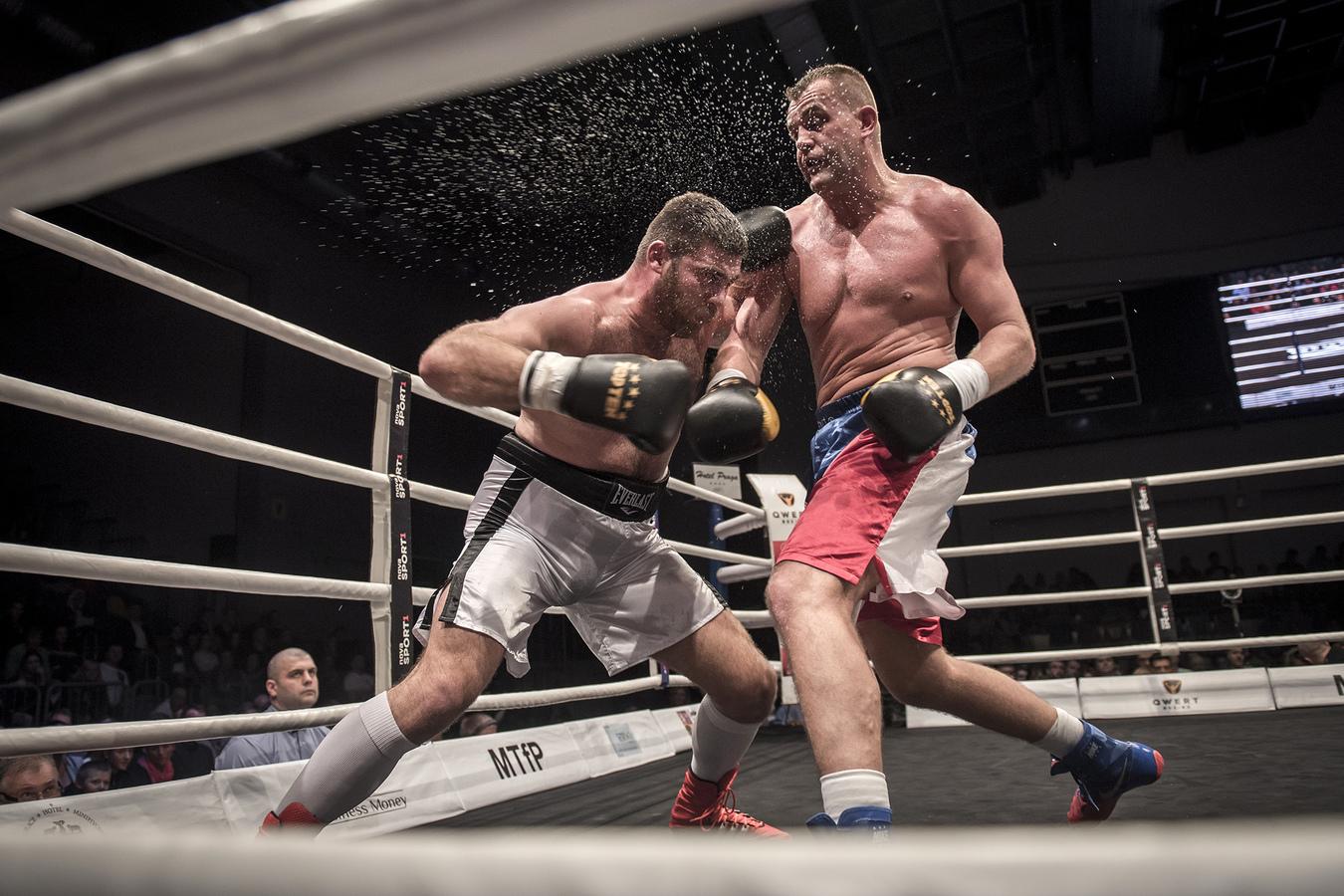 Pavel Šour vyhrává, Ante Verunica je ten, který si říká: Když nemůžeš, přidej!
