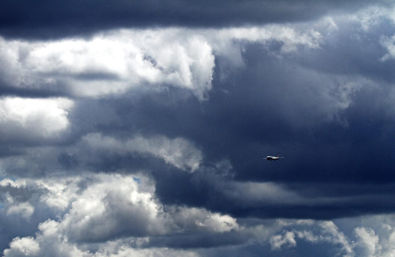 Mezi mraky