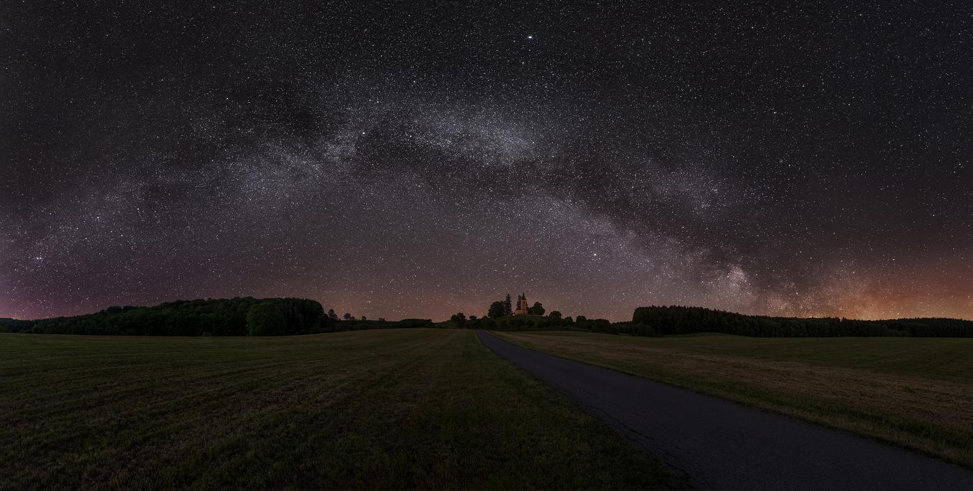 Nebe plné hvězd - Byšičky