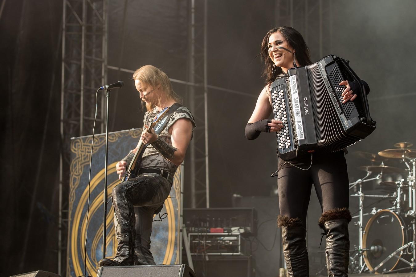 Ensiferum na Masters of Rock 2016