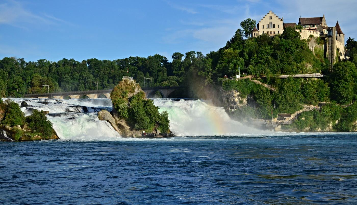 Rýnské vodopády II