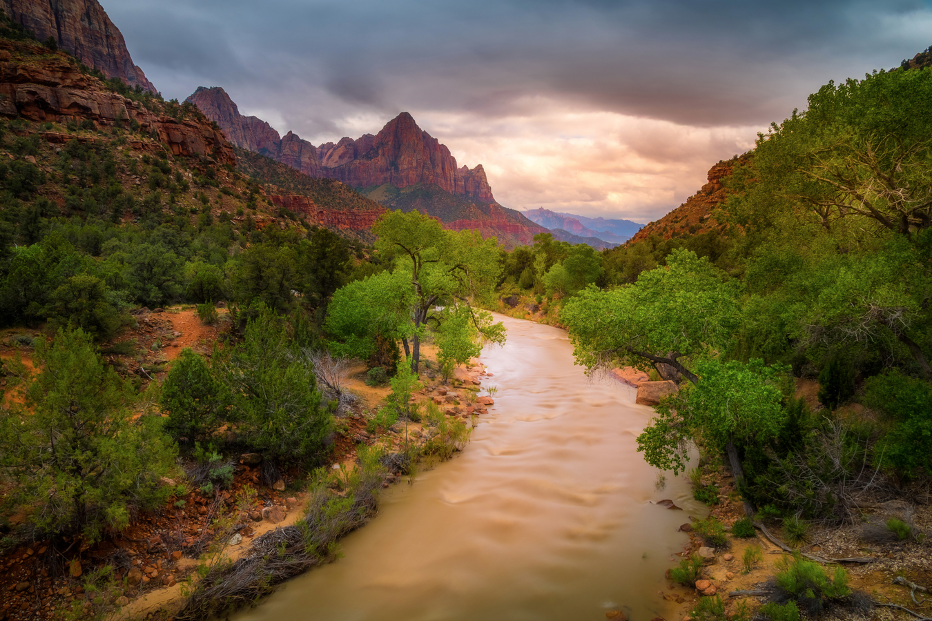 Národní park Zion