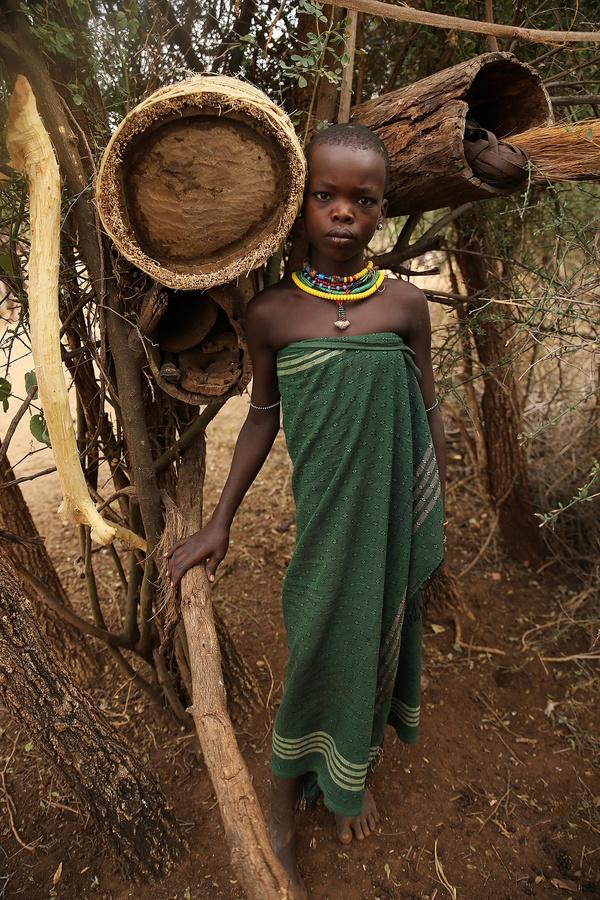 V africkém stylu ...