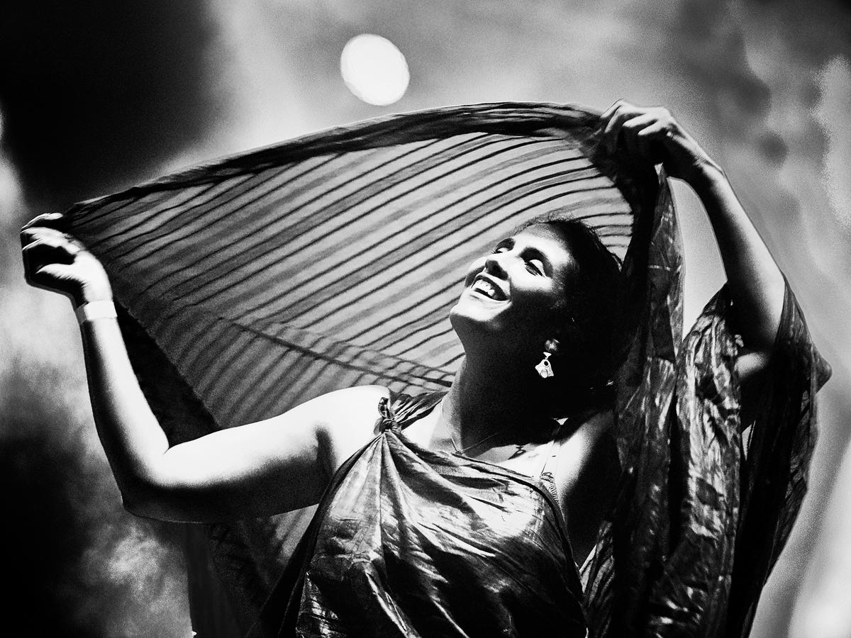 Tanec, radost, energie  III