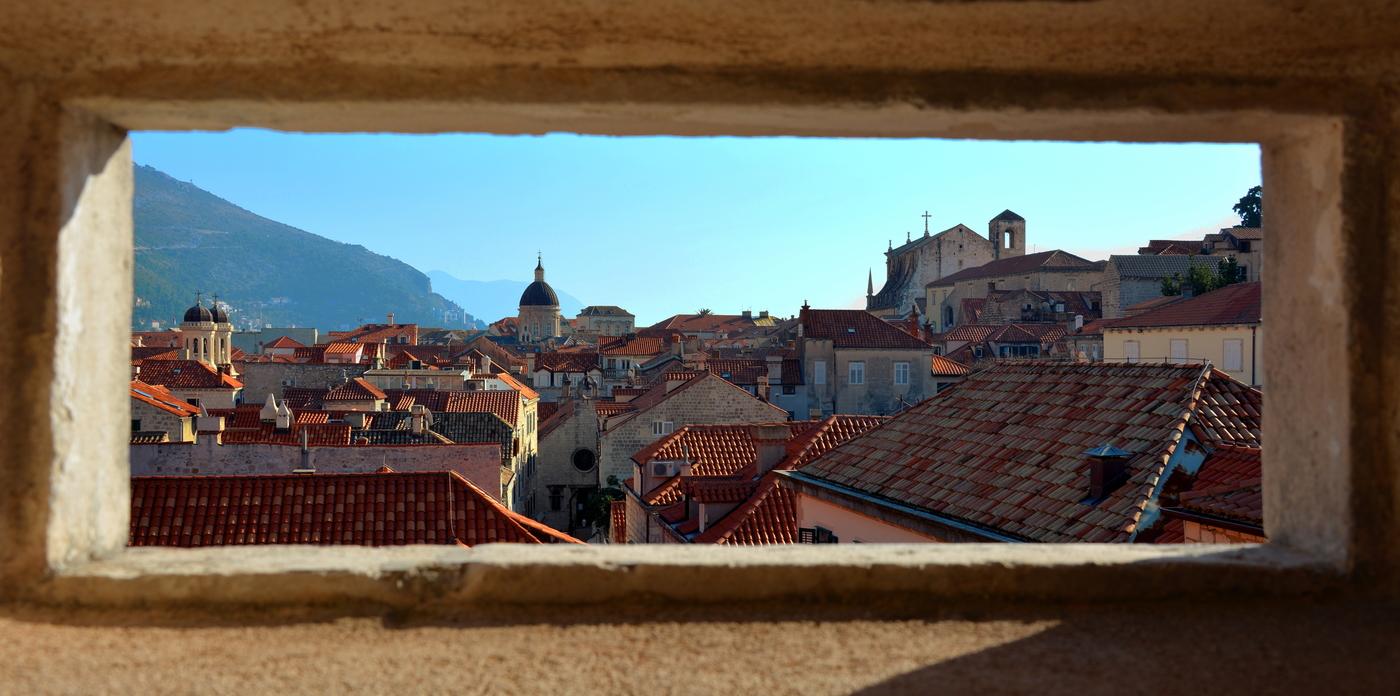 Nad starým městem