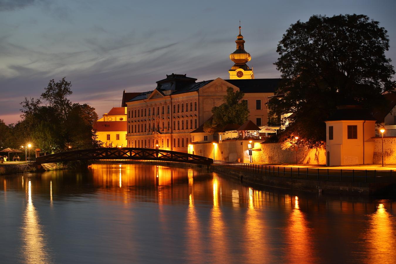 Jihočeské Benátky České Budějovice