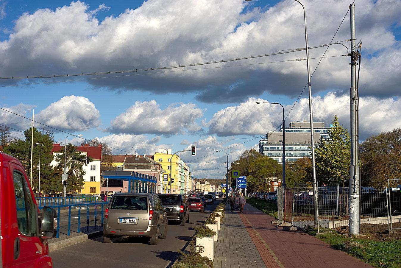 To je Ostrava