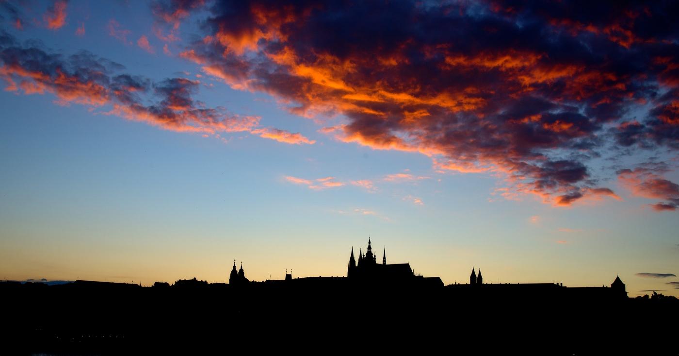 Červánky nad Prahou
