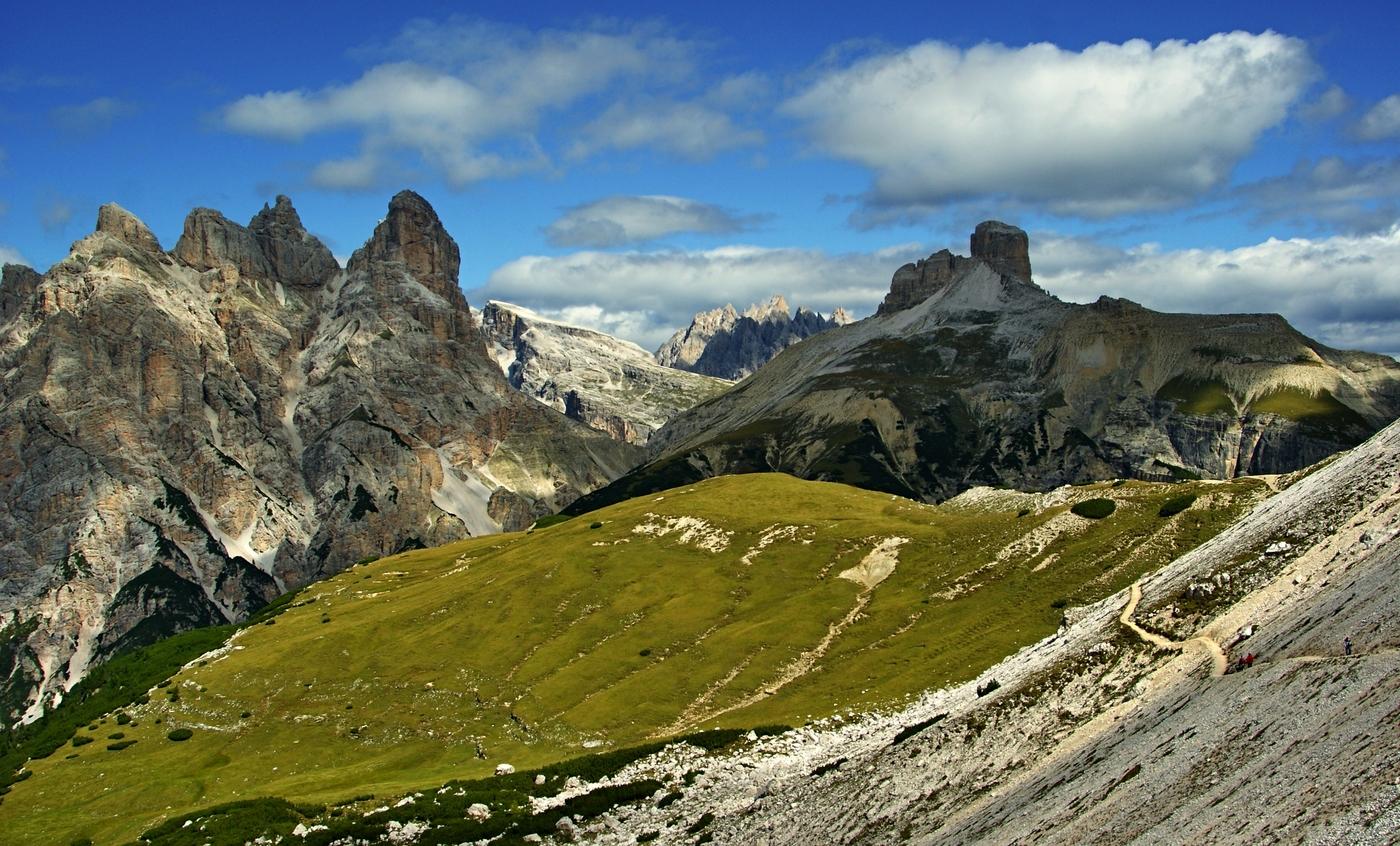Sextenské Dolomity