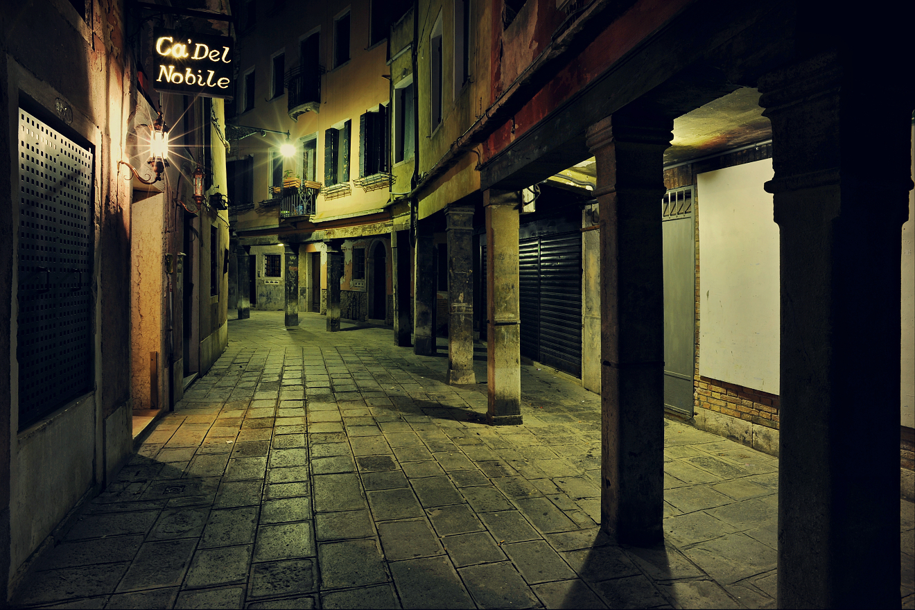 Benátská zákoutí VI.