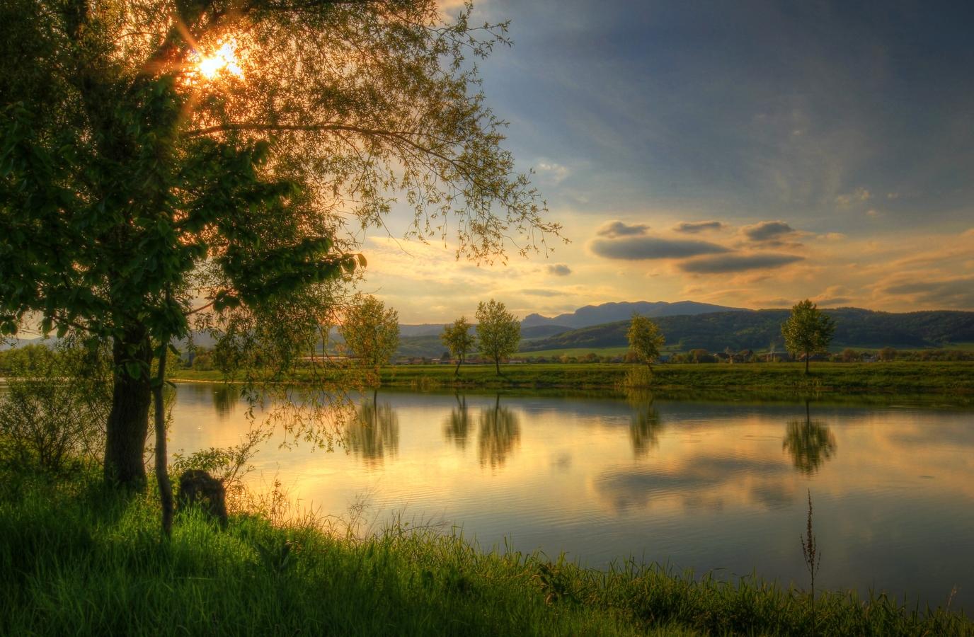Ospalý rybník