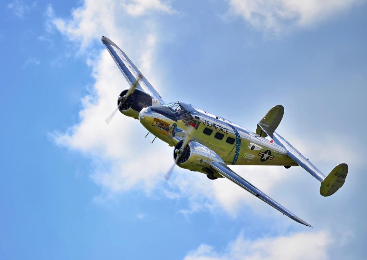 Beechcraft C-45H US Air Force
