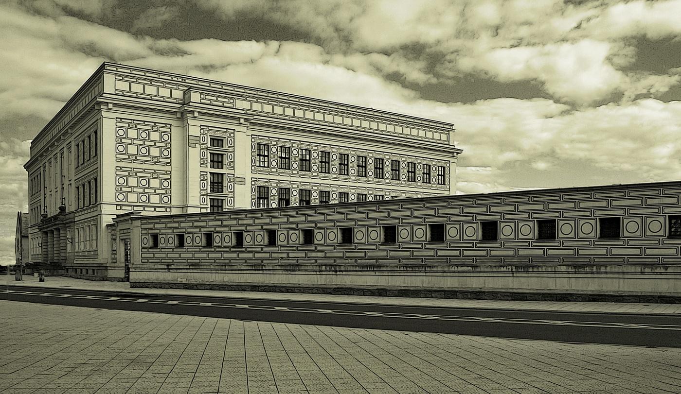 Gymnázium Duchcov.