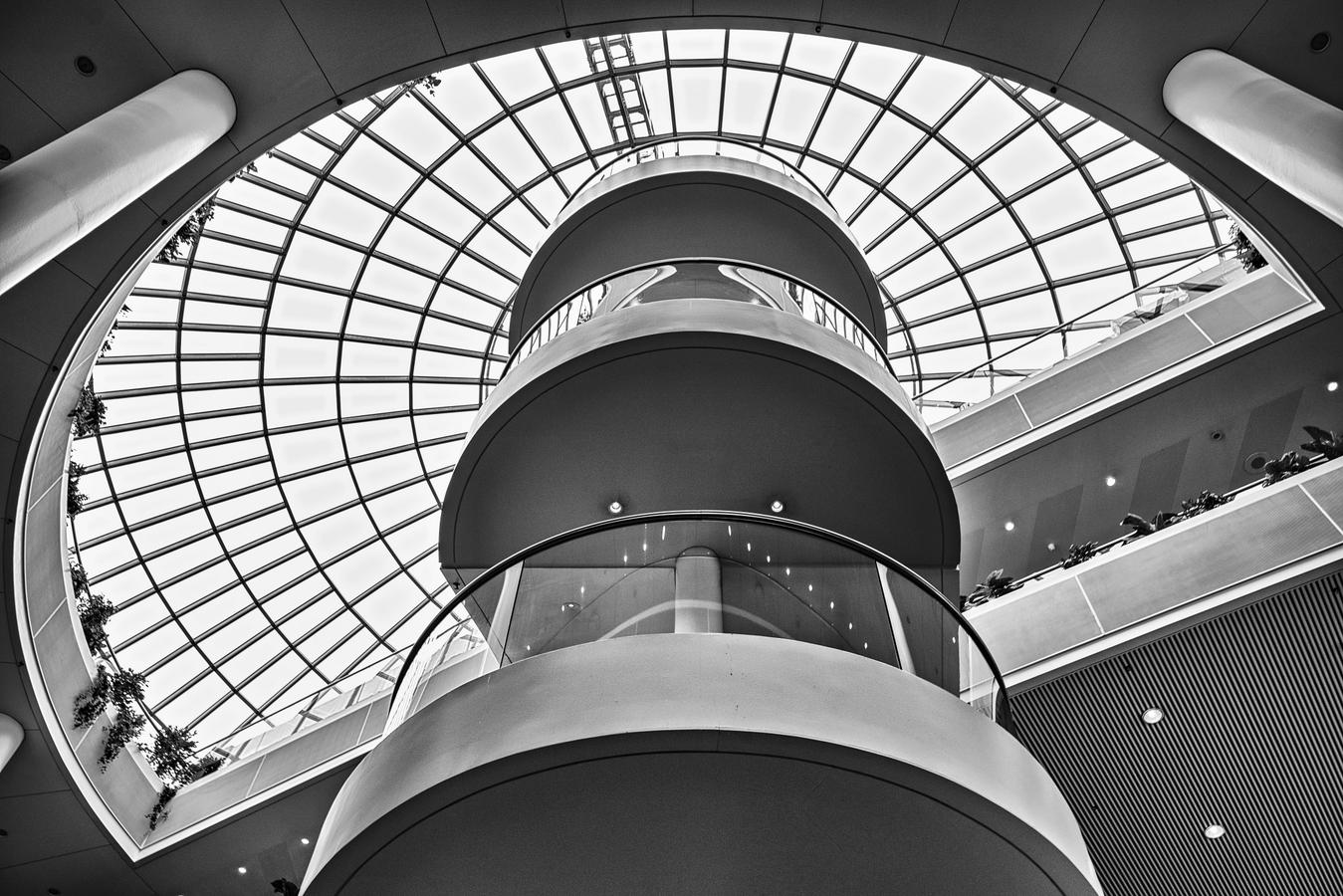Architektura Perlanu