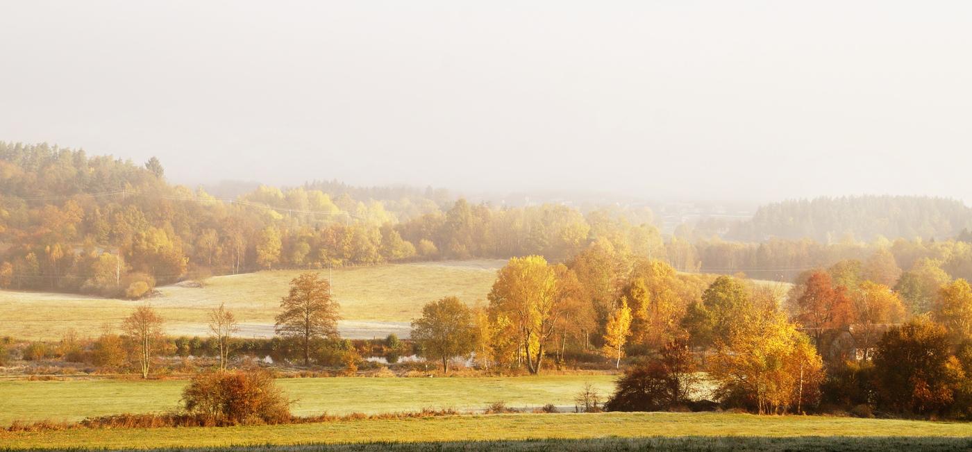 Podzim u nás
