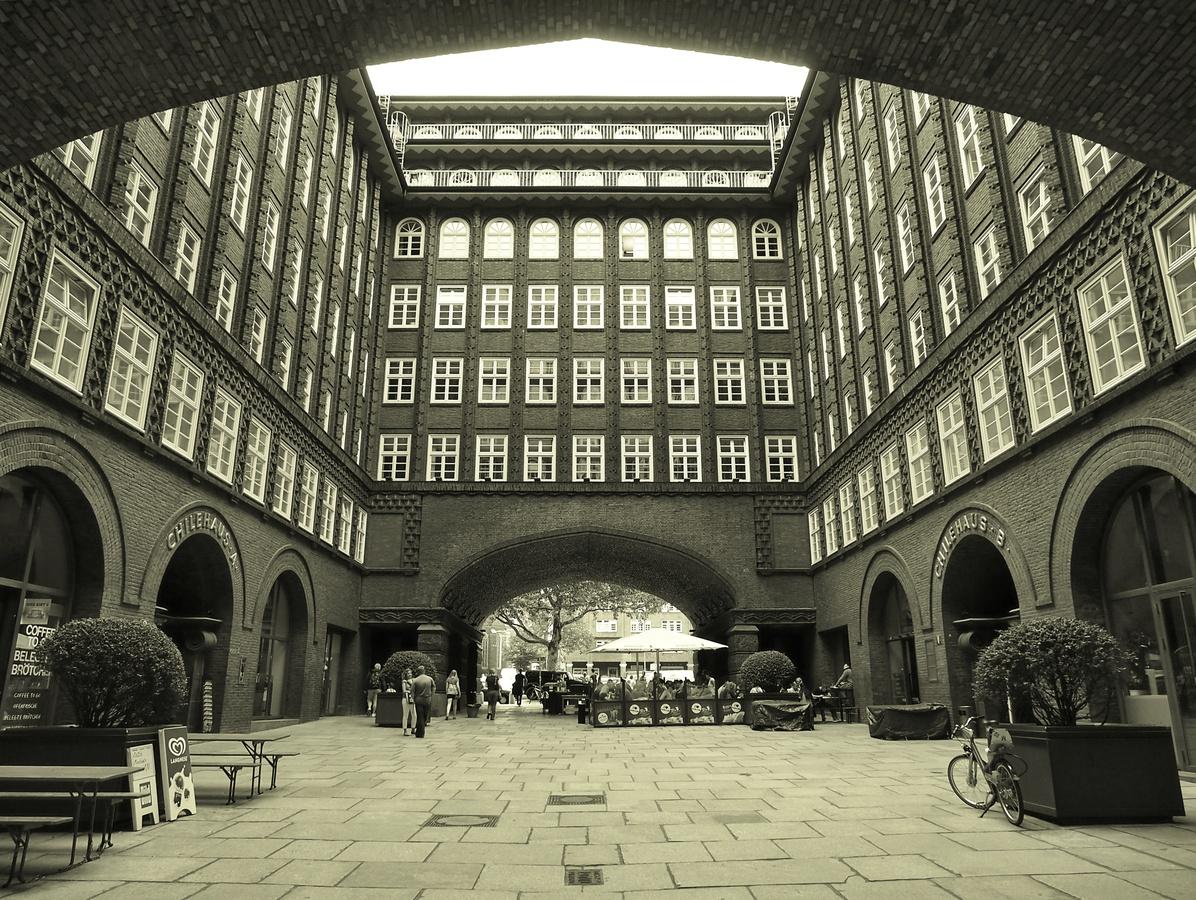 Chile haus-Hamburg.