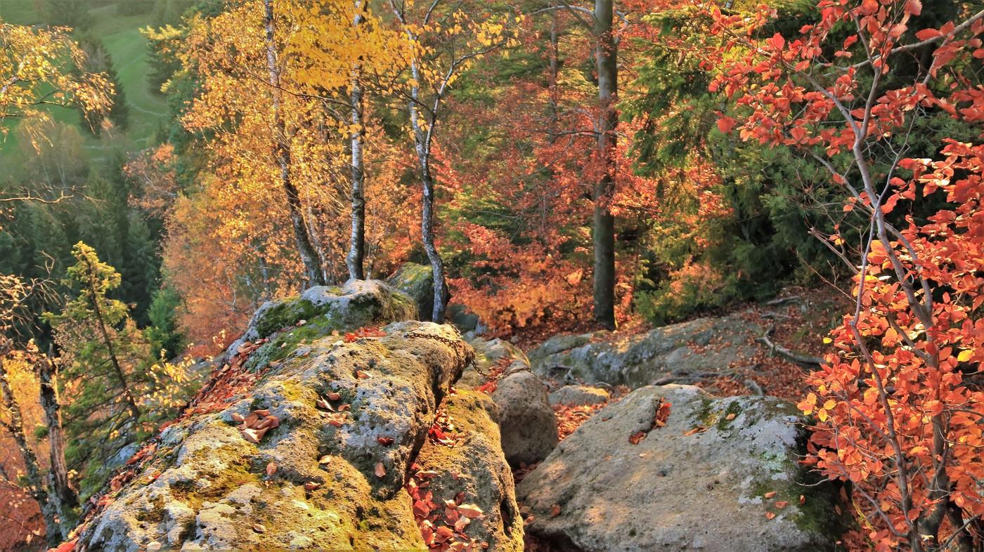 Na Pulčínských skalách