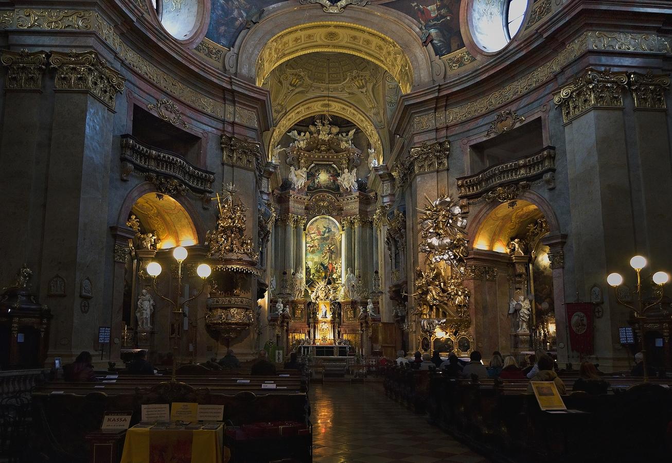 Vídeň V. - Petrskirche