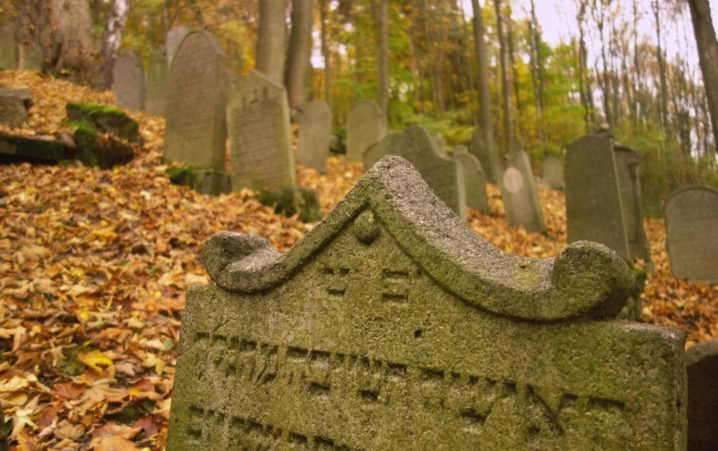 Zapomenutý hřbitov