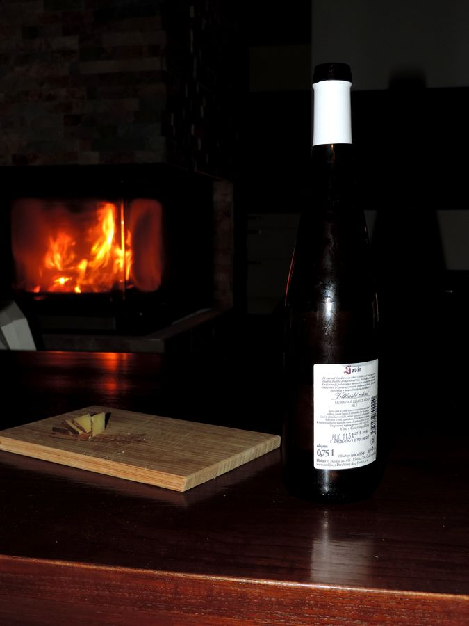 Vínko a sýr