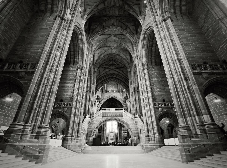 Katedrální kostel Ježíše Krista, Liverpool