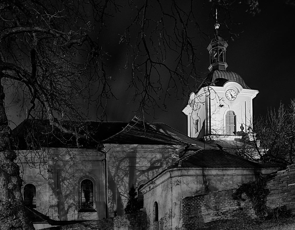 Kostel Narození Panny Marie - Zdice