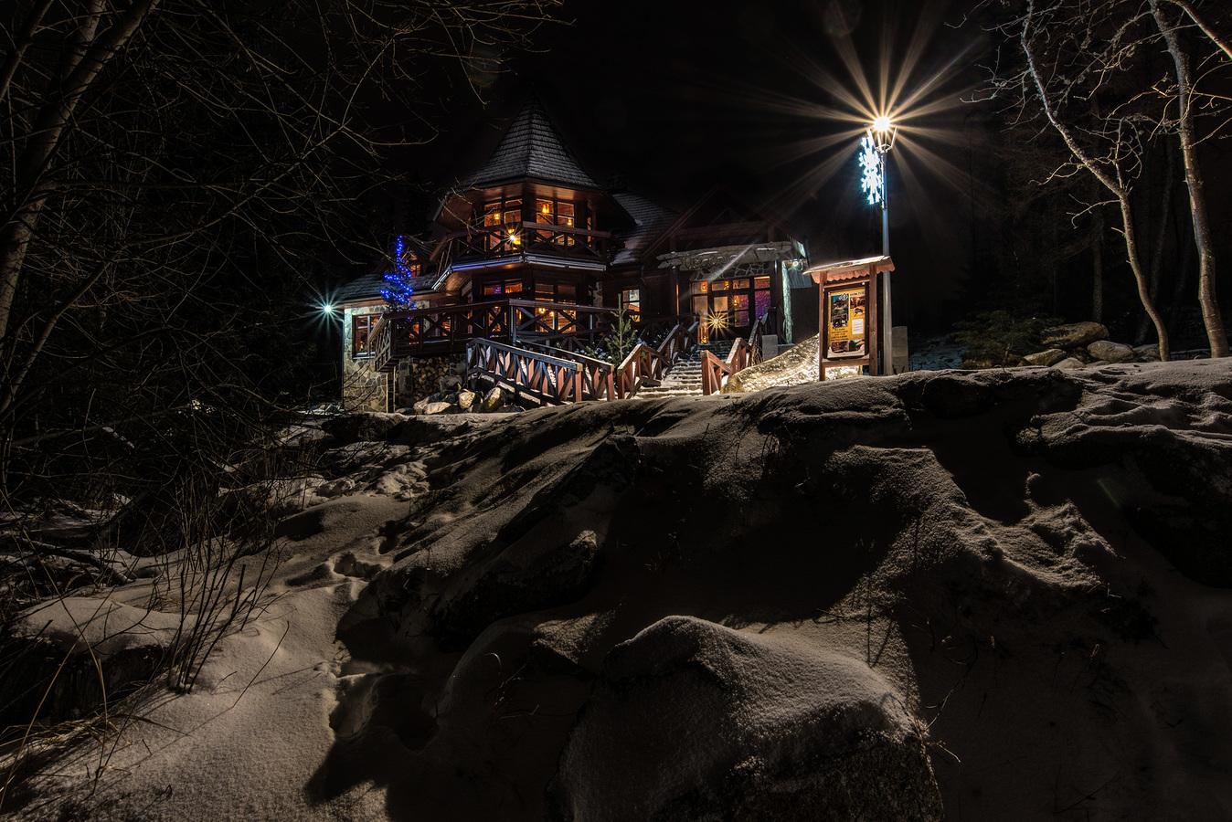 Horska chata